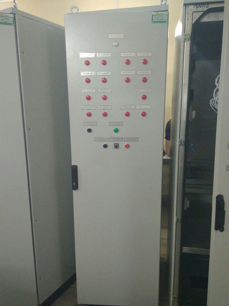 Производство шкафов автоматизации на базе шкафов RS.3 собственного производства